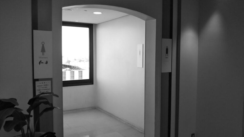 津田沼囲碁クラブのトイレ