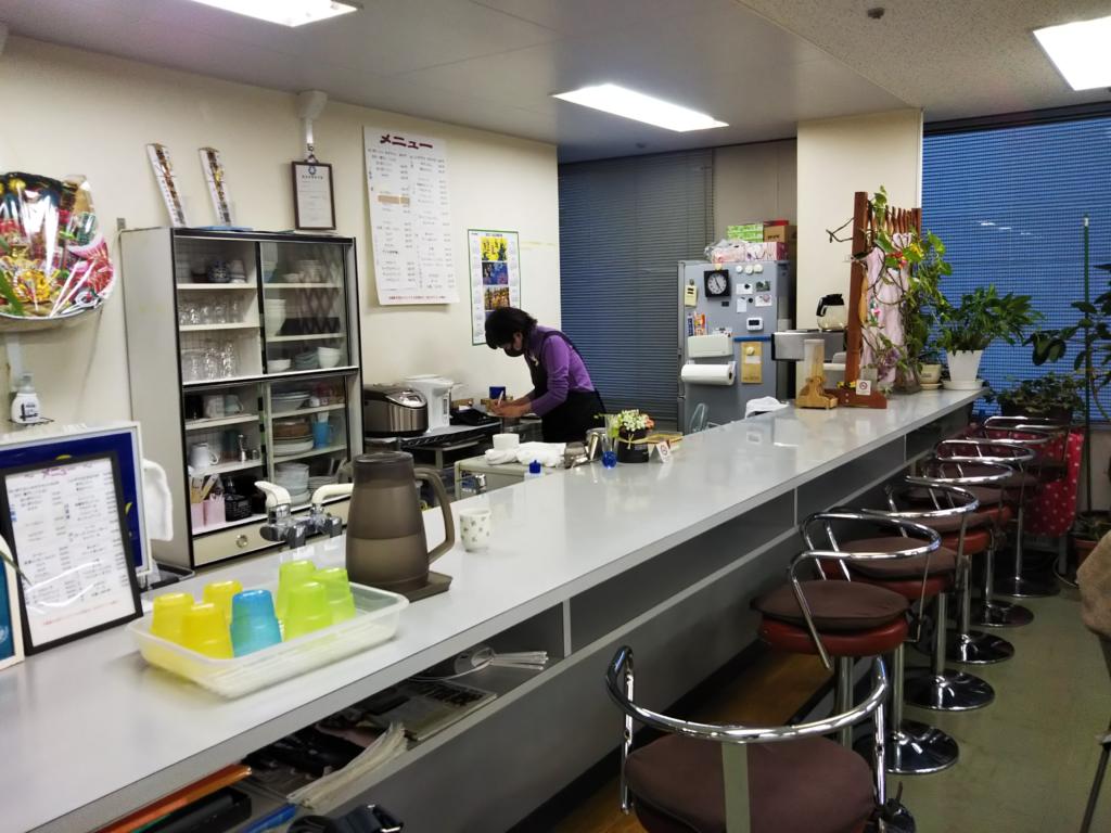 津田沼囲碁クラブのカウンター