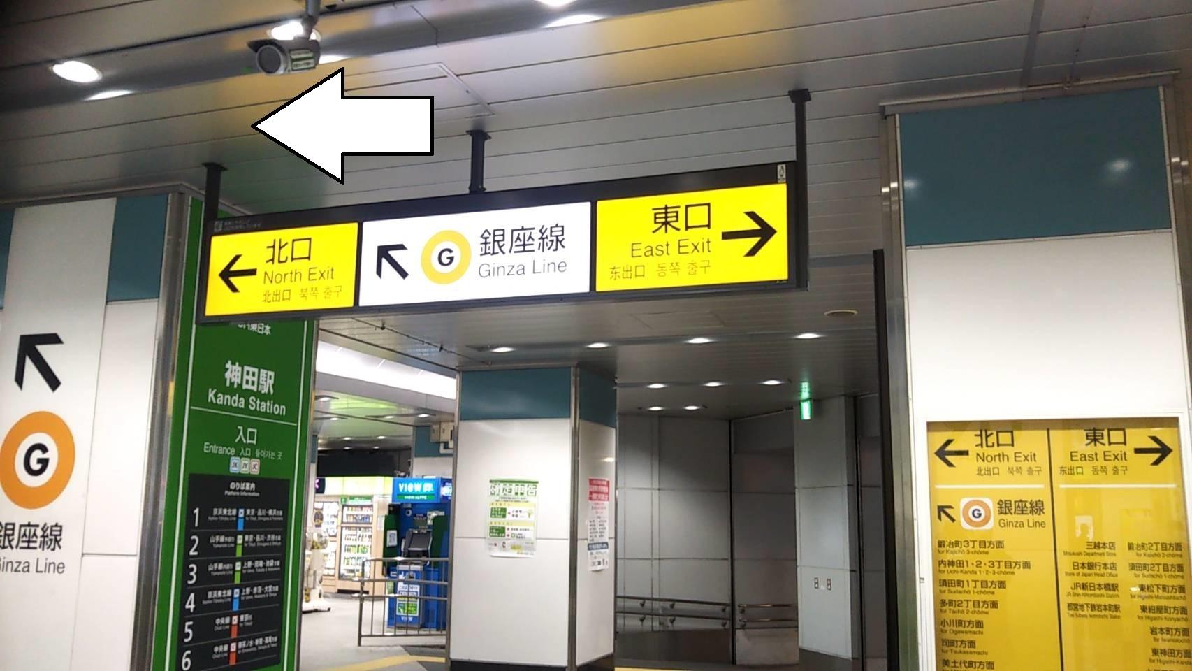 神田駅北口