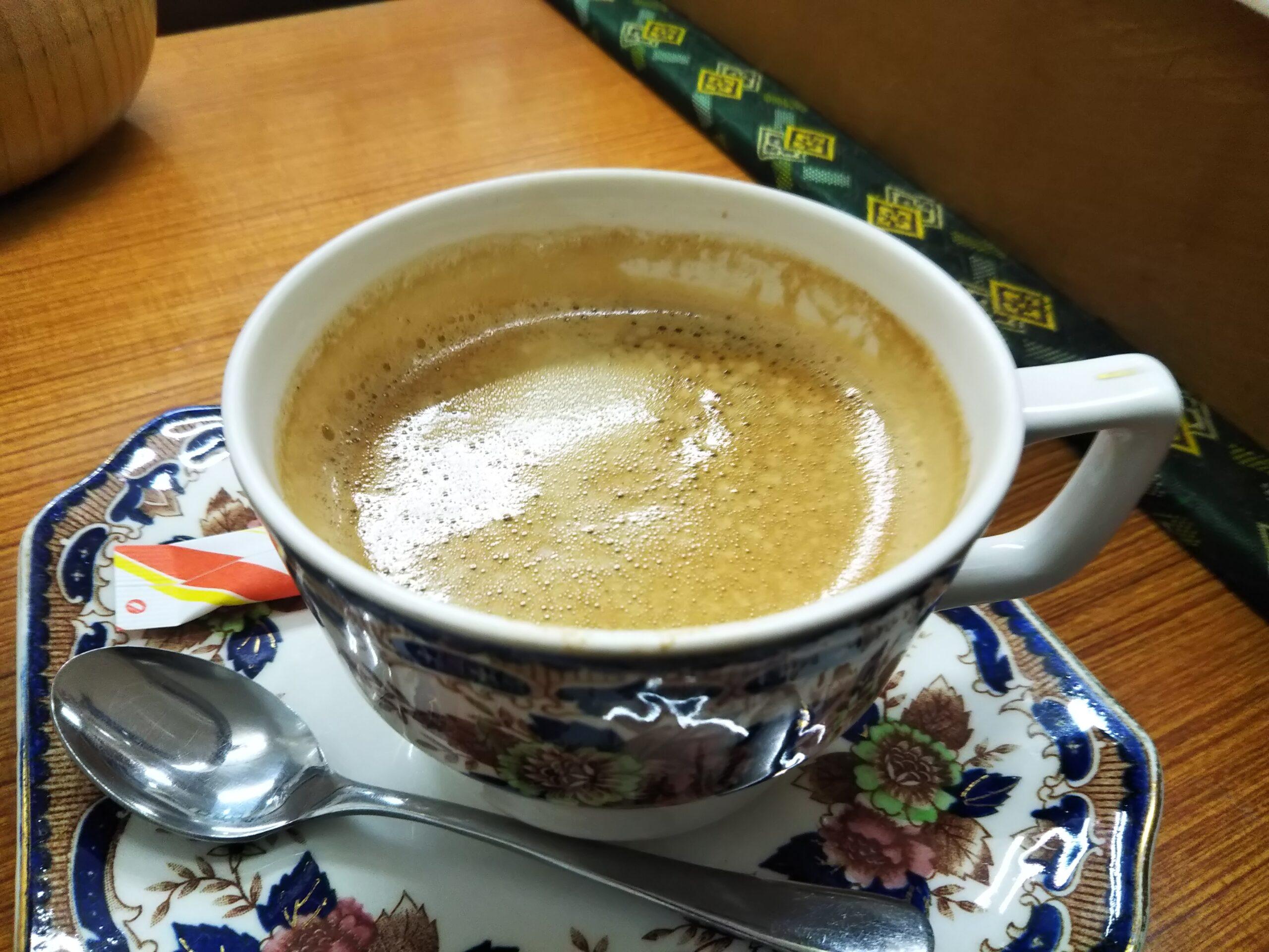 秀策のコーヒー