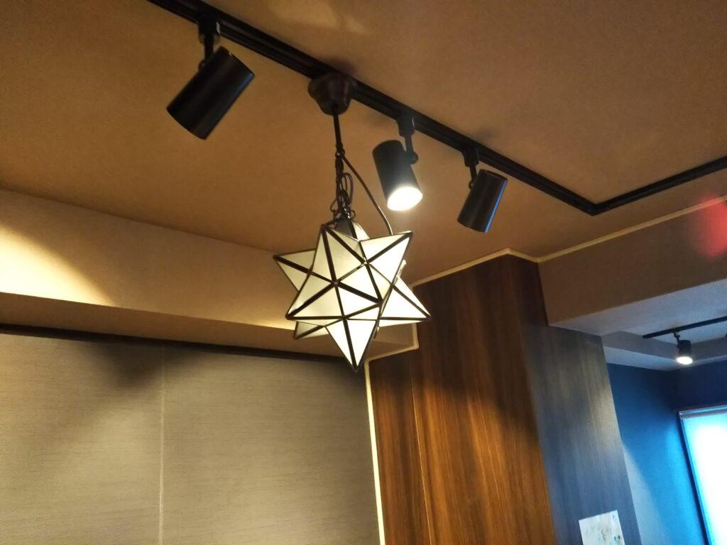 湯島囲碁喫茶のライト