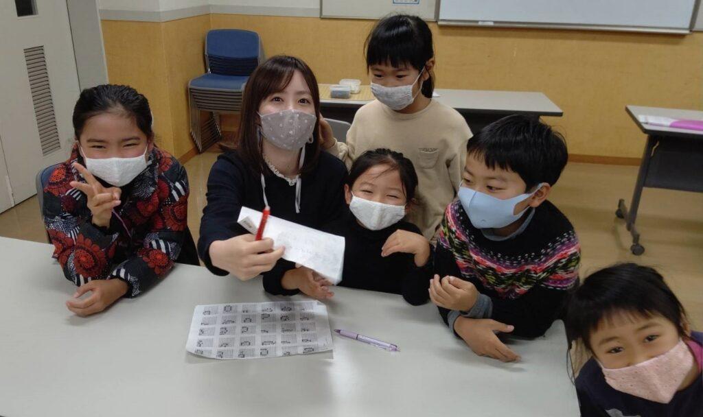 中野佑紀先生と子供たち