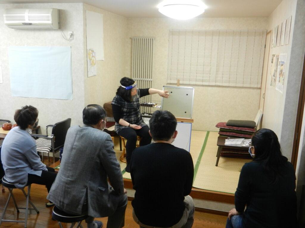 大人向けの囲碁教室